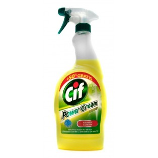 CIF DO KUCHNI (SPRAY, ZOLTY) 750 ML