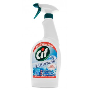 CIF DO LAZIENKI (SPRAY,BIALY) 750 ML