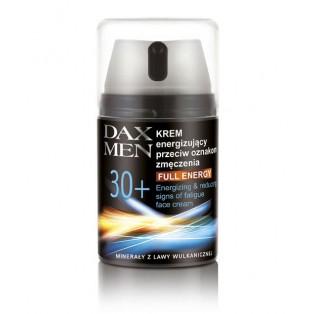DAX MEN Krem 30+ przeciw oznakom zmęczenia 50ml