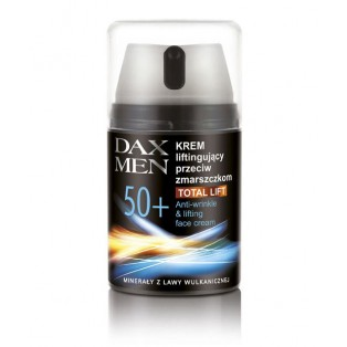 DAX MEN Krem 50+ liftingujący  50ml