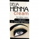 Delia- Henna do brwi i rzęs Grafit Cream 2ml