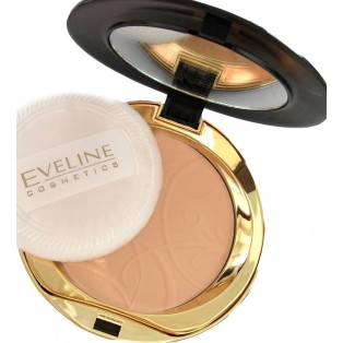 EVELINE KOL Puder CELEBR.BEAUTY nr  24 golden   9g