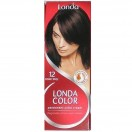 Londacolor cream- 12 ciemny brąz 110ml
