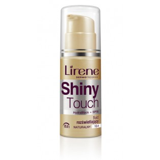 LIRENE SHINY TOUCH   #104 30ml