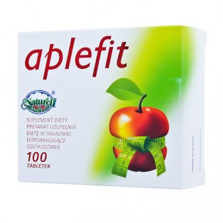 APLEFIT   100 TABLETEK                                                             NATURELL